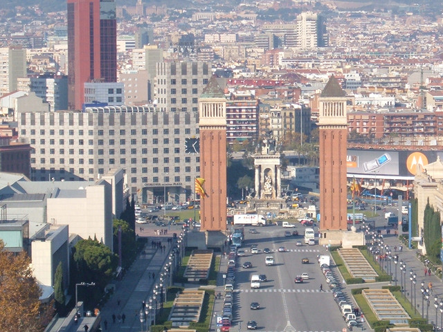 Que ver en Barcelona en pocas horas