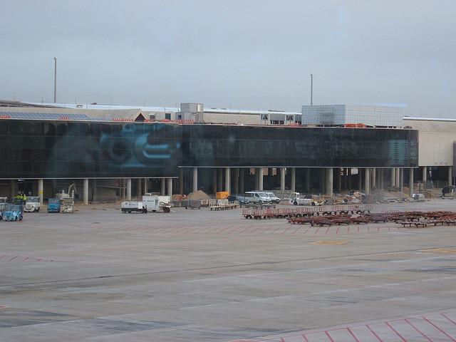Datos prácticos del aeropuerto de Palma de Mallorca