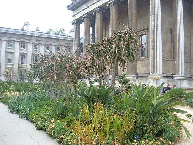 Pequeña visita al British Museum