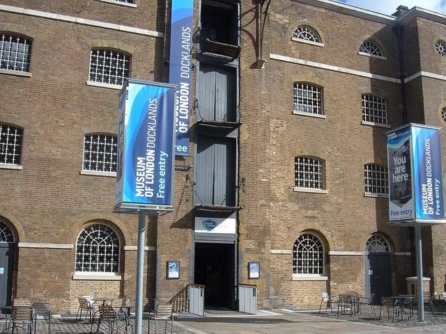 museum of docklands 640
