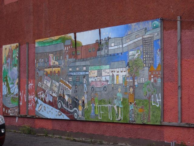 Belfast, ciudad de compras