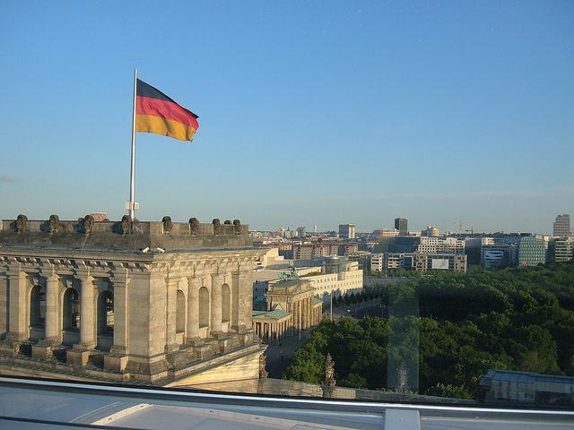 El Reichstag, mirador del Bundestag y de Berlín