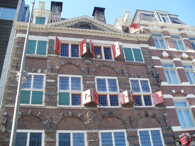 Rembrandthuis, casa museo de Rembrandt en Amsterdam