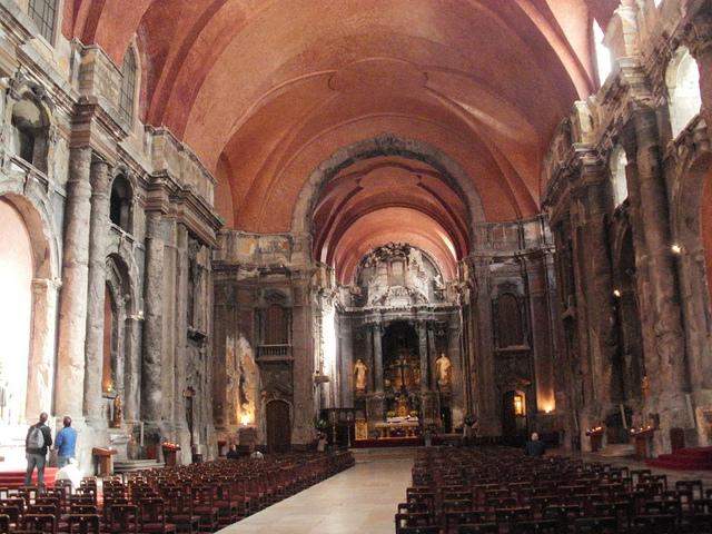 La Igreja de São Domingos y la masacre de Lisboa de 1506