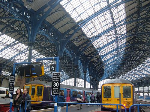 Cómo organizar tus viajes en tren en el Reino Unido