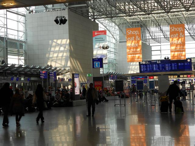 Datos prácticos del Aeropuerto de Frankfurt