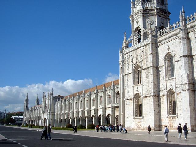 Paseando por dos descobrimentos en Belém Lisboa (I)
