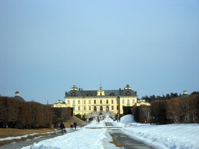 palacio-de-Drottningholm