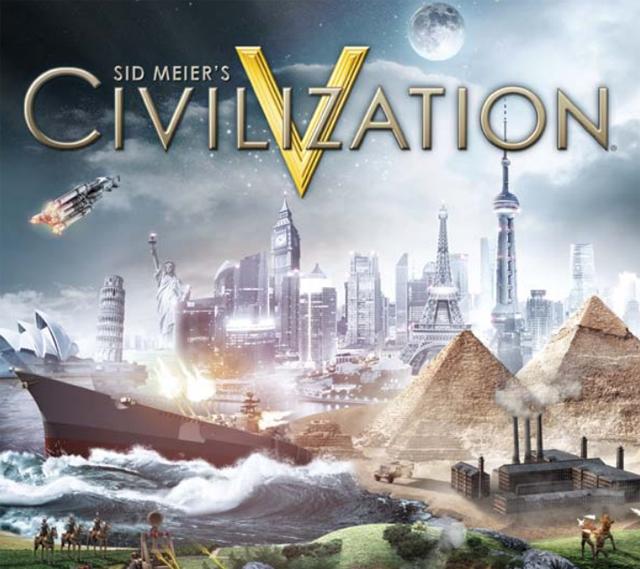 Viajando por Europa con Civilization V