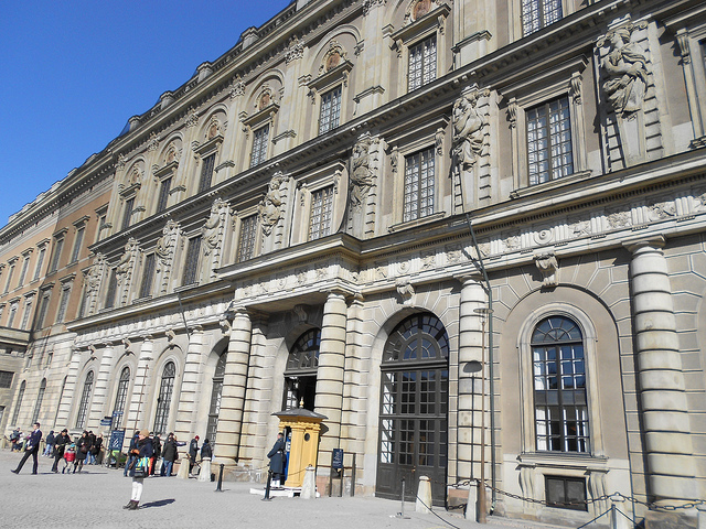 Visita al Palacio Real de Estocolmo, 4 palacios en 1