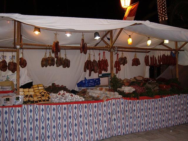 Guía básica de Gastronomía Mallorquina (I) : Platos fríos rápidos