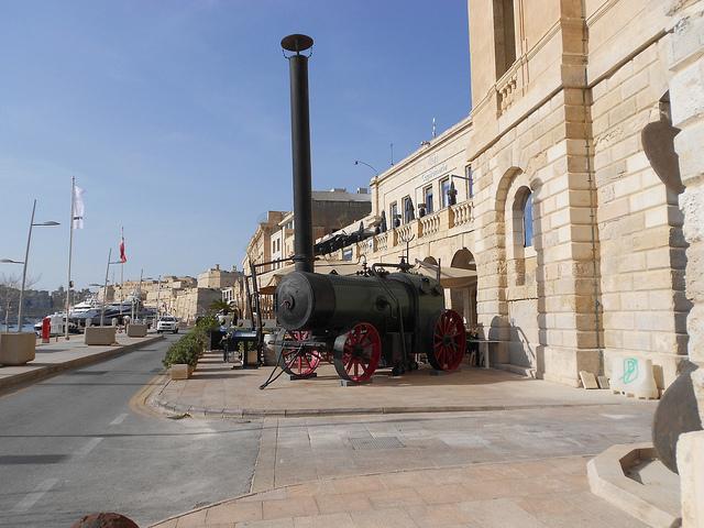 Malta Maritime Museum, la Historia Naval de Malta en Birgu