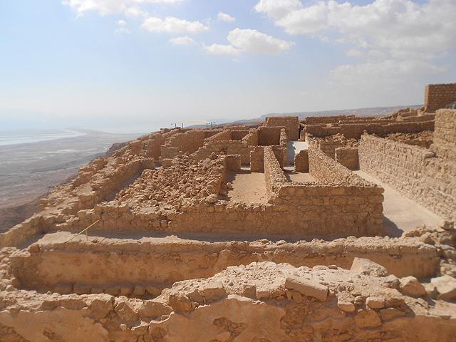 Fortaleza de Massada, Israel