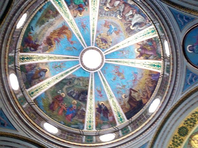Iglesia Stella Maris, Monte Carmelo, Haifa, Israel