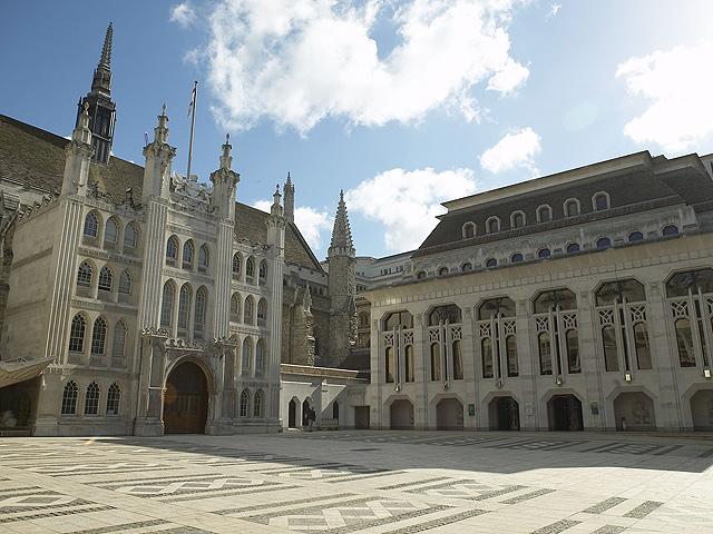 Guildhall Imagen de Magna Carta Trails