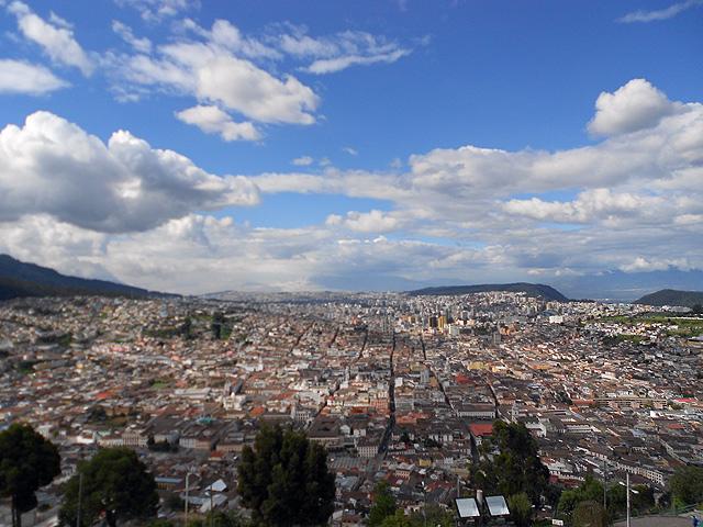 Recorrido más allá del centro histórico más conocido de Quito