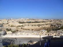 Recorrido por Lugares Bíblicos (III): Jerusalén y la primera Semana Santa primera parte