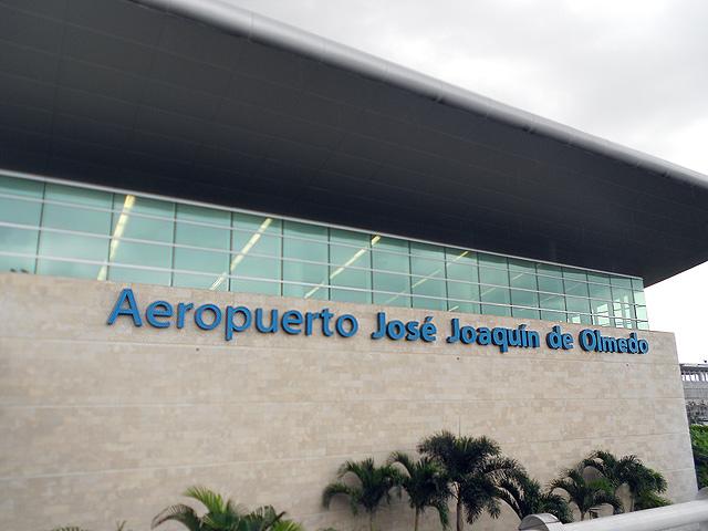 Consejos para una escala en el aeropuerto de Guayaquil