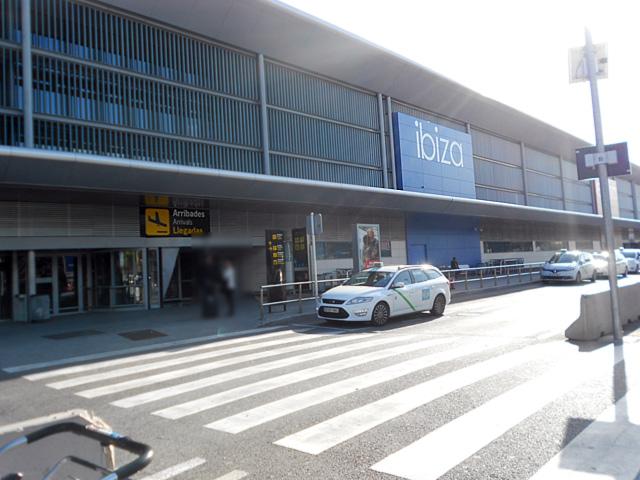 Datos Prácticos del Aeropuerto de Ibiza