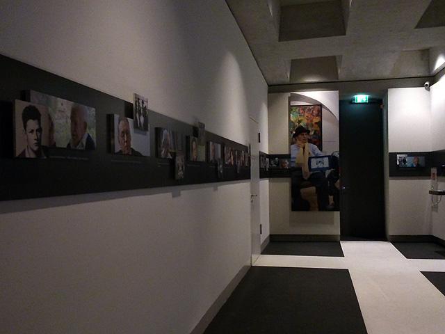 Exposición Subterránea Monumento Judíos asesinados de Europa