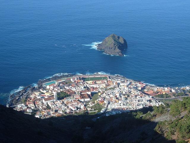 Paseando por las Islas Canarias: Una tarde en Garachico