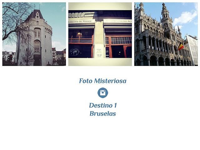 Foto Misteriosa, un lugar protagonista del mes en Instagram: Destino 1 Bruselas