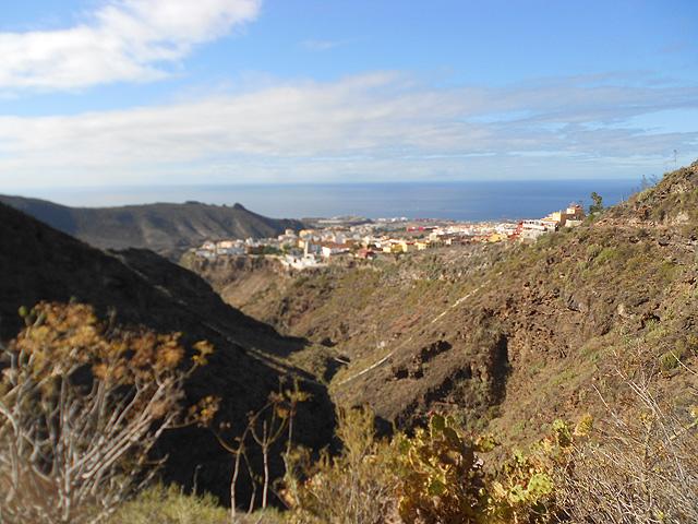 Senderismo de medio día: Barranco del Infierno, Tenerife