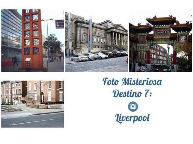 Foto Misteriosa Destino 7 Liverpool