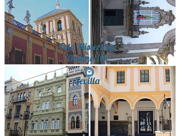 Foto Misteriosa Destino 10: Edificios de Sevilla