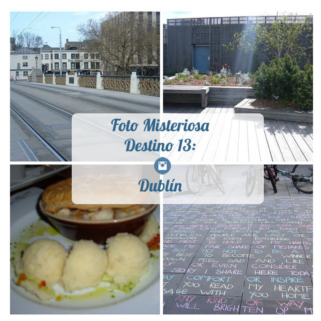 Foto Misteriosa 13: Próximo Destino Dublín