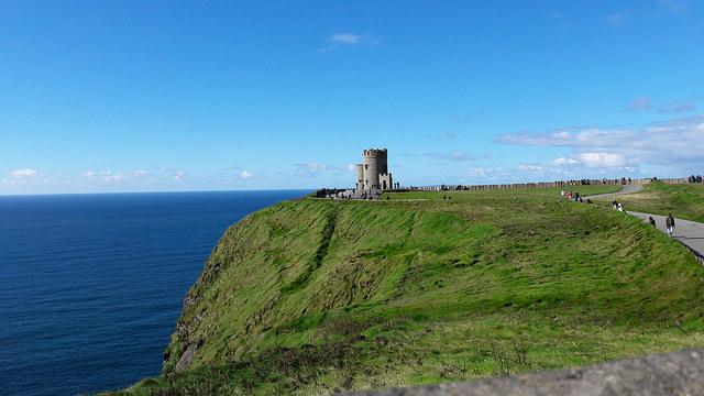 Cómo preparar tu excursión a los Acantilados de Moher en Irlanda