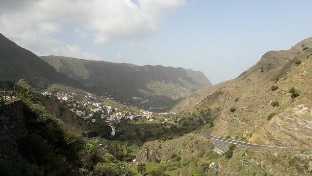 Excursión de una día a la Gomera desde Tenerife en 2017
