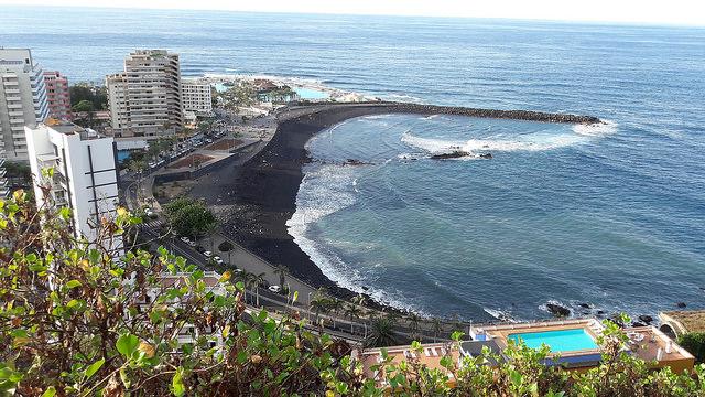 Que ver en un día en el Puerto de la Cruz (I): Zona del Bótanico